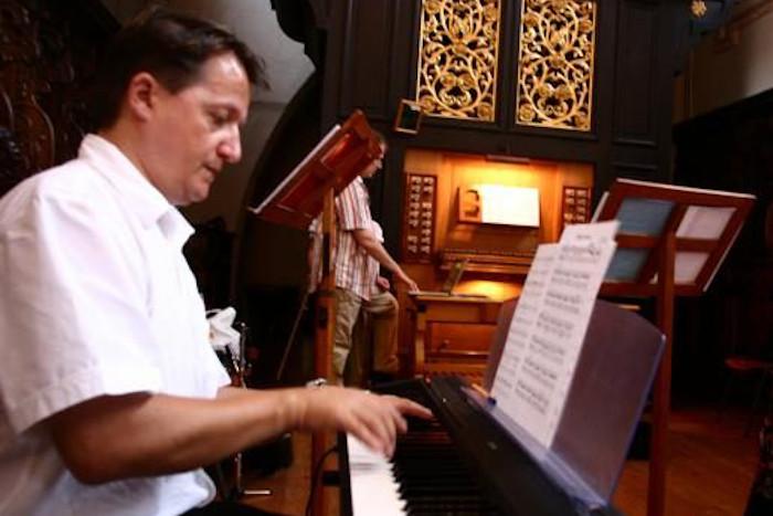 Fritz Höfer Pianist und Keyboarder